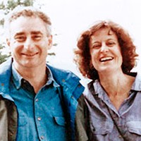 Sylvia and Henry Frisch