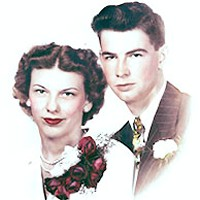 Beverly & Robert Clayson